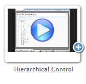 Online tutorial - hierarchical control