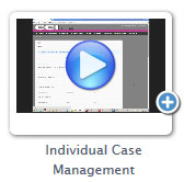 Online tutorial - Individual case management