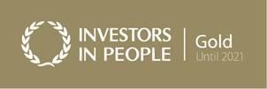 Investors In People Gold Award Until 2021