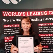 CCI Credit Management ISO9001:2015 standard