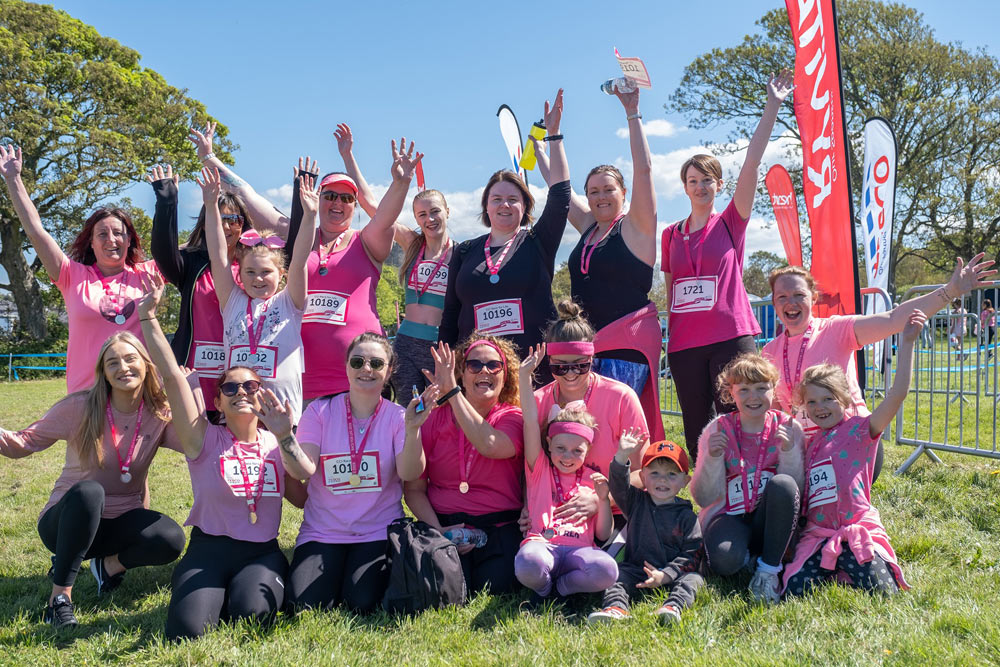 CCI Joins Race For Life 2019 - After The Race