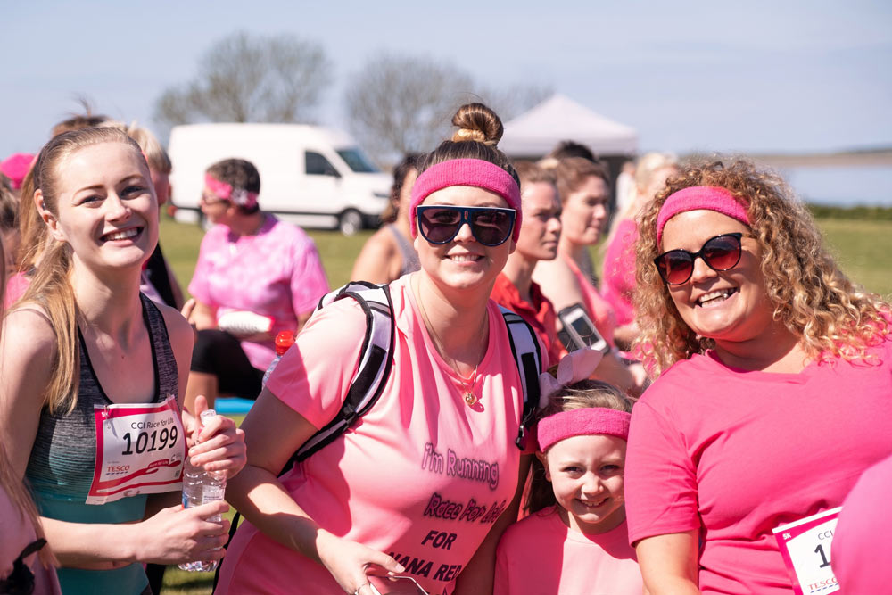 CCI Joins Race For Life 2019 - Before The Race